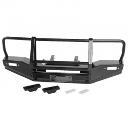 Metal Front Winch Bumper for Traxxas Trx-4 Land Rover Defender