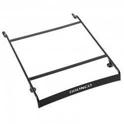 King Roof Rack for Traxxas TRX-4 79 Bronco Ranger XLT (Black)