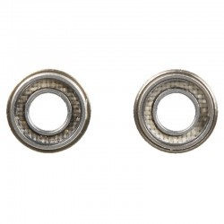 4x8x3mm 840 Flanged sealed bearings (2)