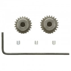 RC TRF201 48 Pitch Pinion Gears - (22T and 23T)