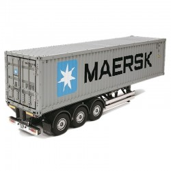 1/14 40-Foot Container Semi-Trailer