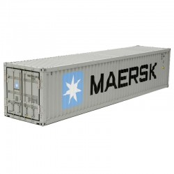 Maersk 40` Container 1/14 Container Trailer