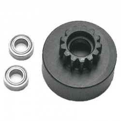 1/8 Clutch Bell (14t Mod1 Hard W/Bearing)