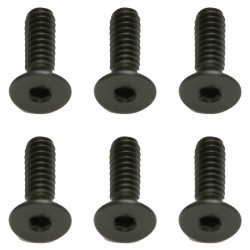 4-40 X 3/8 Flat Head Socket Screw