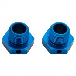 FT Hex Drives 17mm blue