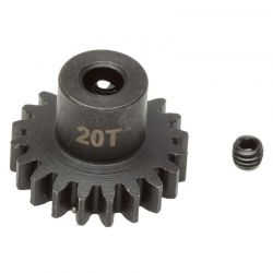 20T Mod 1 Steel Pinion Gear 5mm Bore