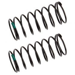 Front Shock Springs green 3.10 lb in L44mm