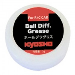 Ball Diff. Grease (3g)