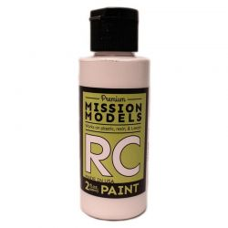 White Water-Based Rc Airbrush Paint 2oz