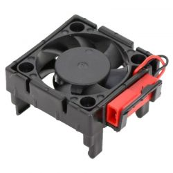 Cooling Fan for Traxxas Velineon Vxl-3 Esc Black