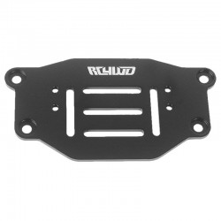 RC4Z-S1922 Warn Winch Mounting Plate: TRX-4 79 Bronco Ranger XLt