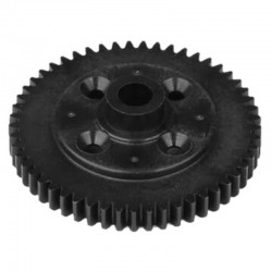 Spur Gear 53t 32 pitch composite black :EB ET410