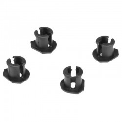 TKR8730 Shock Cap Bushings (4 pieces requires TKR8727)
