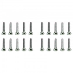 Flat Head Phillips Screw M2.6x16mm (20)