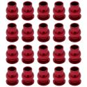 Red Aluminum Suspension 5.8mm Pivot Balls (20)