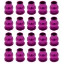 Purple Aluminum Suspension 5.8mm Pivot Balls (20)
