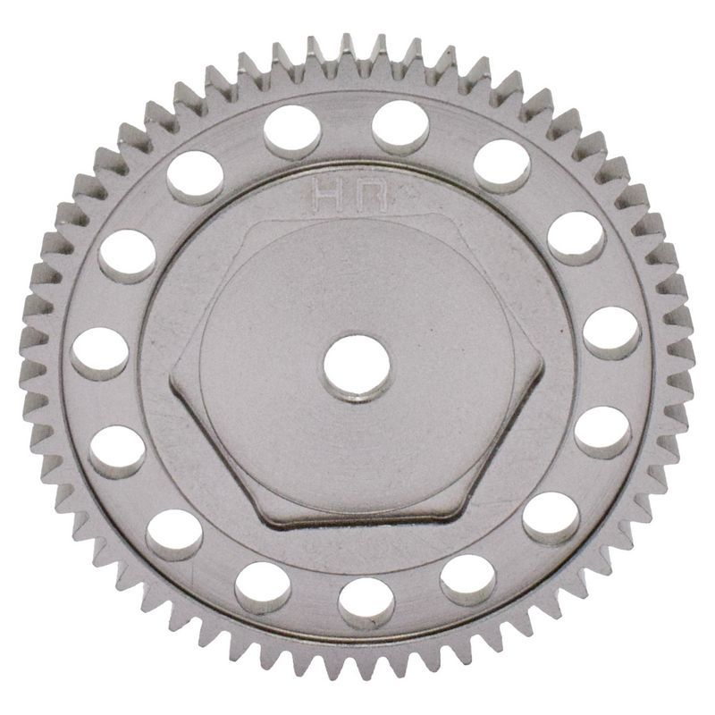 Hot Racing 62T Mod 0.5 Aluminum Spur Gear [AES462T]