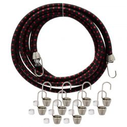1/10 scale Red bungee cord kit