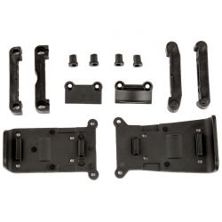 Skid Plates and Arm Mounts:14B 14T