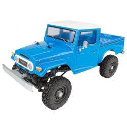 Cr12 Toyota Fj45 Pick-Up RTR Blue