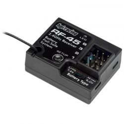 RF-45 2.4GHZ Receiver 3 Channel