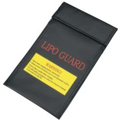 LiPo Guard Safety Battery Bag Charging/Storage