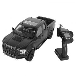 1/10 Desert Runner RTR Scale Truck W/Hero Body Set (Black)