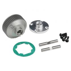 Hard Anodized Aluminum Differential Case B 6.1