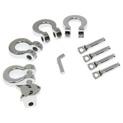 Shackle Hitch Cover and Pin Set