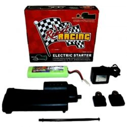 Electric Starter Kit - Complete with Starter Gun 2 Back Plates