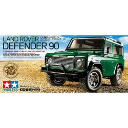 Land Rover Defender D90 Cc-01