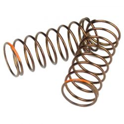 Shock Spring Set Fr 1.4x9.0 4.21lb/in 50mm Orange