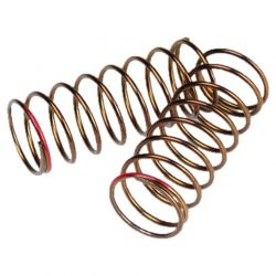 Shock Spring Set front 1.4x8.75 4.37lb/in 50mm Red