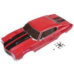 Completed Body Set (Chevelle Cranb. Red)