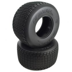 Outlaw Sprint Front Tires / D40 Compound / With Inserts
