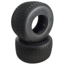 Outlaw Sprint Rear Tires / D40 Compound / With Inserts