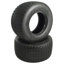 Regulator Late Model Rear Tires / D40 Compound / With Inserts