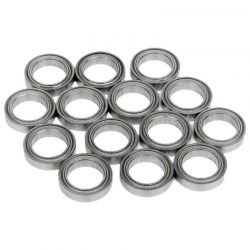 Complete Bearing Set E10 fourteen 12x8x4 bearings