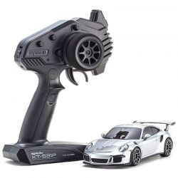 MINI-Z RWD Porsche 911 GT3 RS GT-Silver Metallic RS