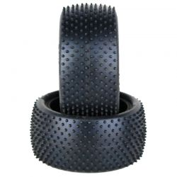 Rug Burn - 2.2 Rear Buggy Carpet Tire (No Inserts) (1 Pr) Soft