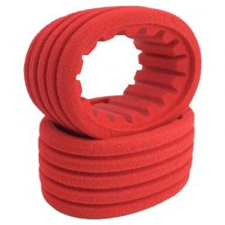 Red Closed Cell Inserts for Regulator and Mini G6T Rear Tires