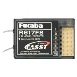 R617FS 7-Channel FASST Receiver