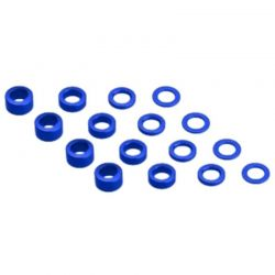 METRIC WASHER SET ((.5 1 2 3mm thick)
