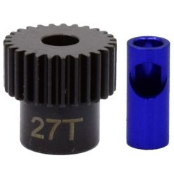 27T 48P Steel Pinion Gear 5mm or 1/8 Bore