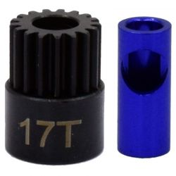 17t Steel 48p Pinion Gear 5mm or 1/8