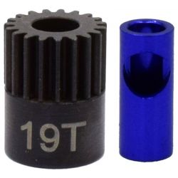 19t Steel 48p Pinion Gear 5mm or 1/8