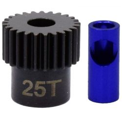 25T 48P Steel Pinion Gear 5mm or 1/8 Bore