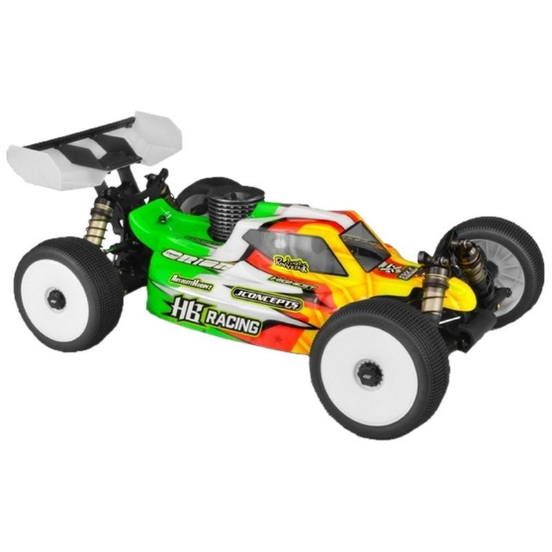 JConcepts S15 Clear Body Light Weight - HB Racing D817V2 [0364L]
