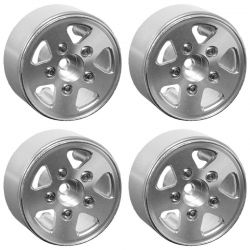 JK 1.0 Scale Beadlock Wheels