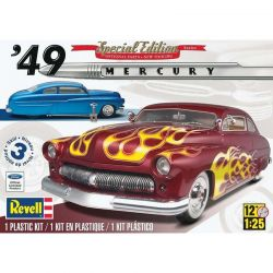 1/25 49 Mercury Custom Coupe 2 n 1